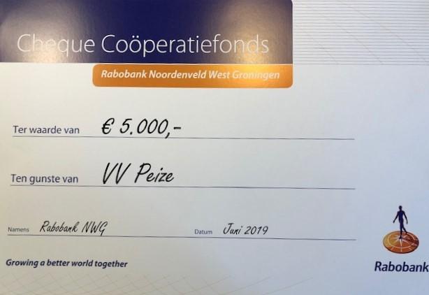 Donatie Rabo-bank