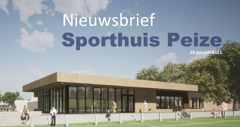 Sporthuis Peize